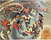 Conquest of the Pole, illustration