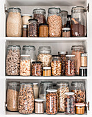 Basic pantry staples