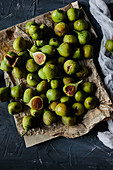 Fresh organic figs