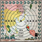Atomic bombing of Japan, illustration