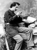 Charles Valentine Riley, British-US entomologist