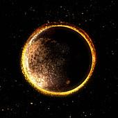 Eclipse, illustration