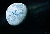 Snowball Earth, illustration