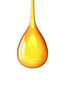 Droplet, illustration