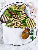 Basic Char-Grilled Eggplant