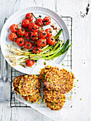 Corn and Buttermilk Fritters
