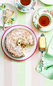 Zimtkuchen zur Teatime