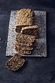 Seeded hemp bread (low carb)
