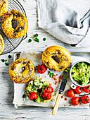 Poppy Seed Bagels (gluten-free)