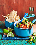 Mexican Bean and Corn Stew