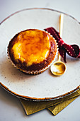Zitronen-Brulee-Muffin