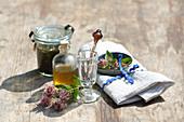 Eupatorium essence to boot the immune system