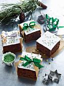 Christmas Gift Cakes
