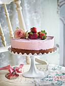Strawberriy cheesecake