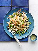 Hähnchen-Cashew-Salat
