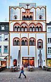 Dreikönigshaus, Trier, Rhineland-Palatinate, Germany