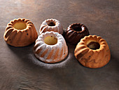 Different ring cakes