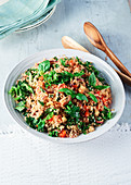 Quinoa with Med Veg