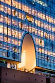 Elbphilharmonie, Hamburg, Deutschland