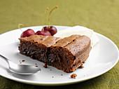 Truffle tarte