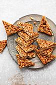 Macadamia nut corners