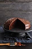 Sachertorte (chocolate cake)