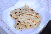 Pide (Turkish unleavened bread)