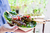 Vietnamese skewers