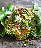 Biryani (fried rice with eggs, Asia)