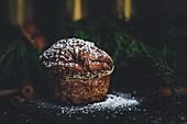 Spekulatius-Muffins