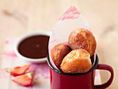 Small doughnuts