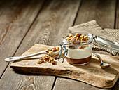 Chocolate, Yogurt and Granola