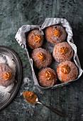 Quark balls with caramel