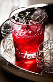 Campari Spritz with Prosecco