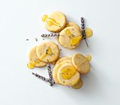 Glutenfreie Kekse mit Akazienhonig