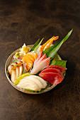 Sashimi-Platte (Japan)