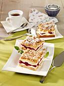Kirsch-Käse-Streuselkuchen