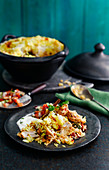 Hyderabadi Chicken Biryani (India)