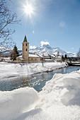 Switzerland, Sils im Engadin