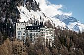 Switzerland, Sils im Engadin: Hotel Waldhaus Sils