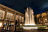 Das Lincoln Center for the Performing Arts, New York City, USA
