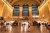 Grand Central Station, Manhattan, New York City, USA