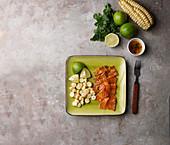 Tiradito (Peruvian Sashimi)