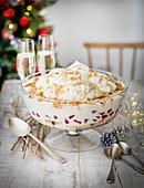 Amaretti Trifle
