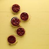 Pecan tartlets