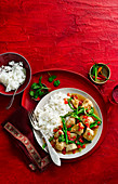 Thai Curry with chilli