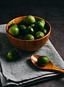 Green kumquat