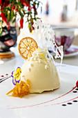 Delizia al Limone (lemon dessert, Italy)
