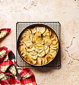 Lamb and Potato Pie