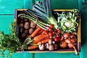 Biological vegetable